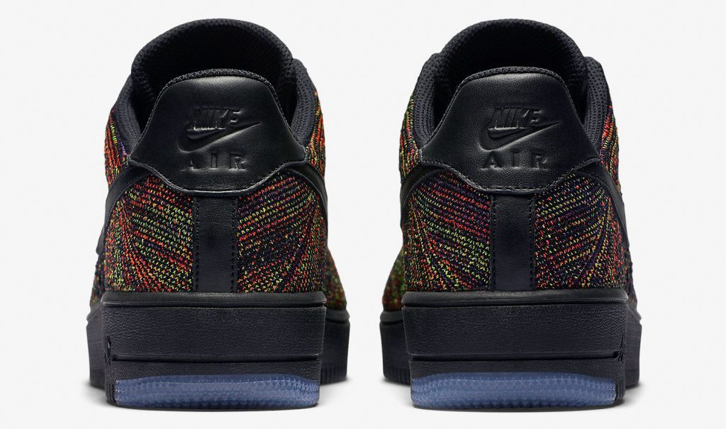 Nike Air Force 1 Flyknit 6