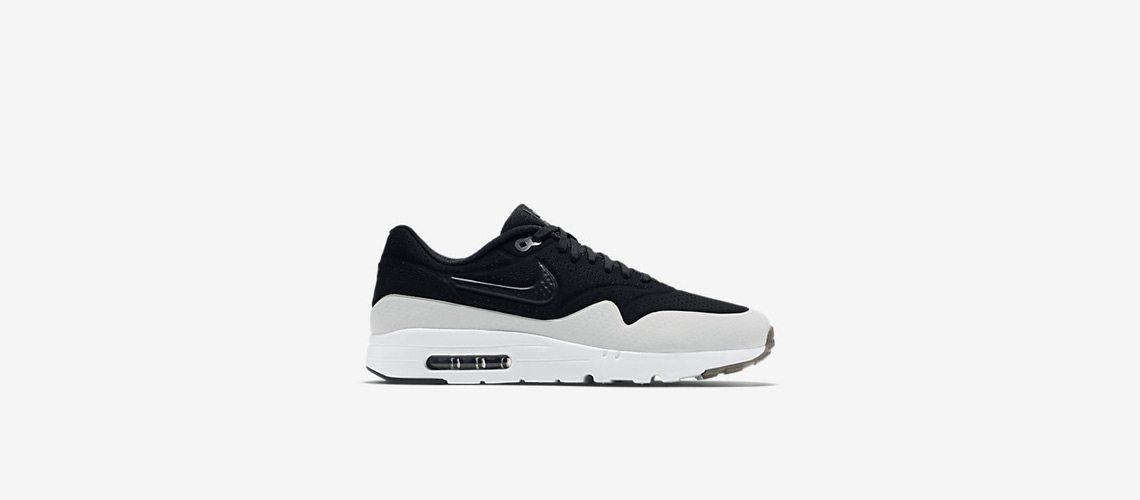 Nike Air Max 1 Ultra Moire Black White