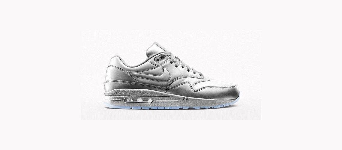 Nike Air Max 1 iD Metallic