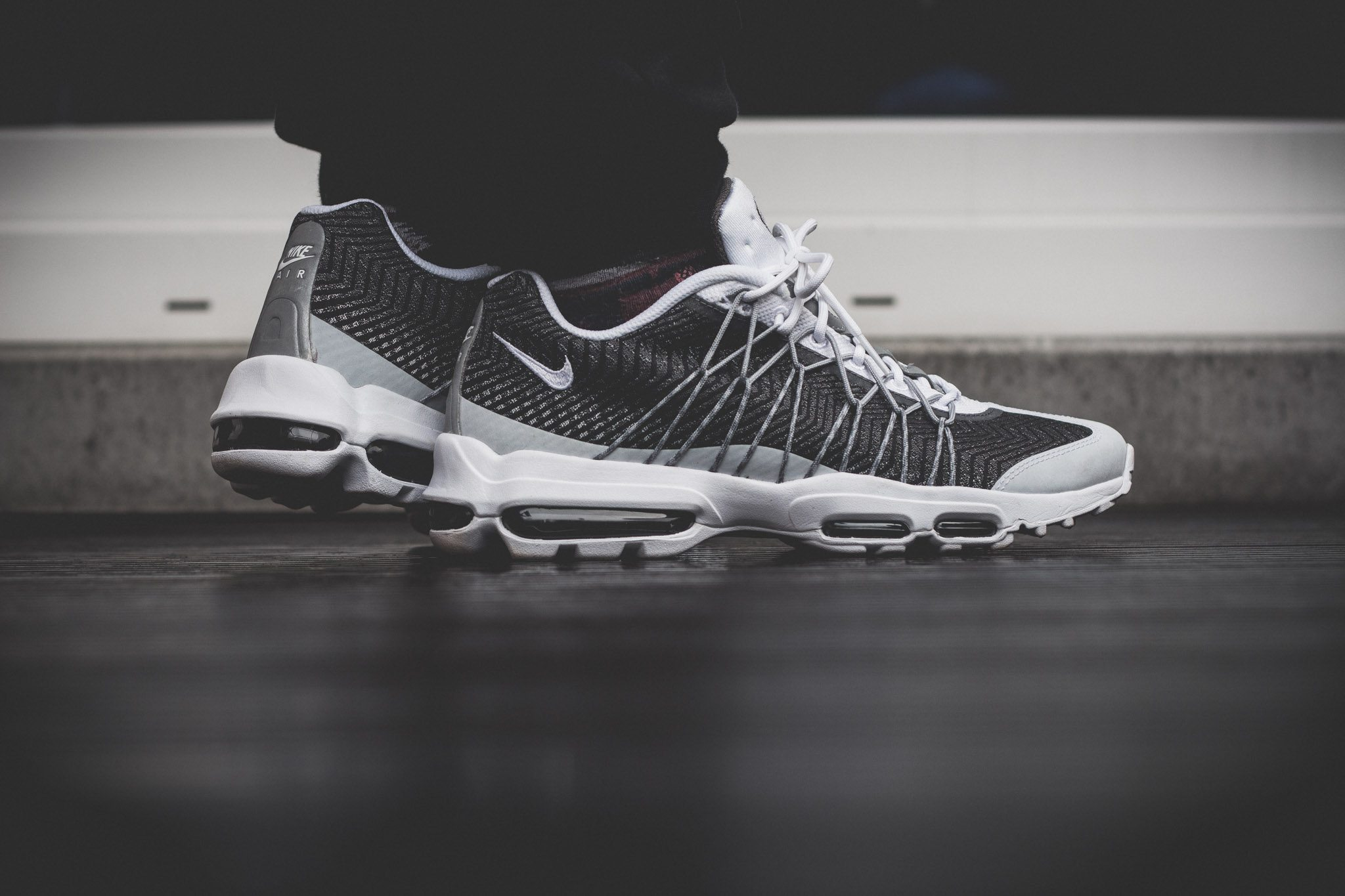 Nike Air Max 95 Ultra JCRD White 11