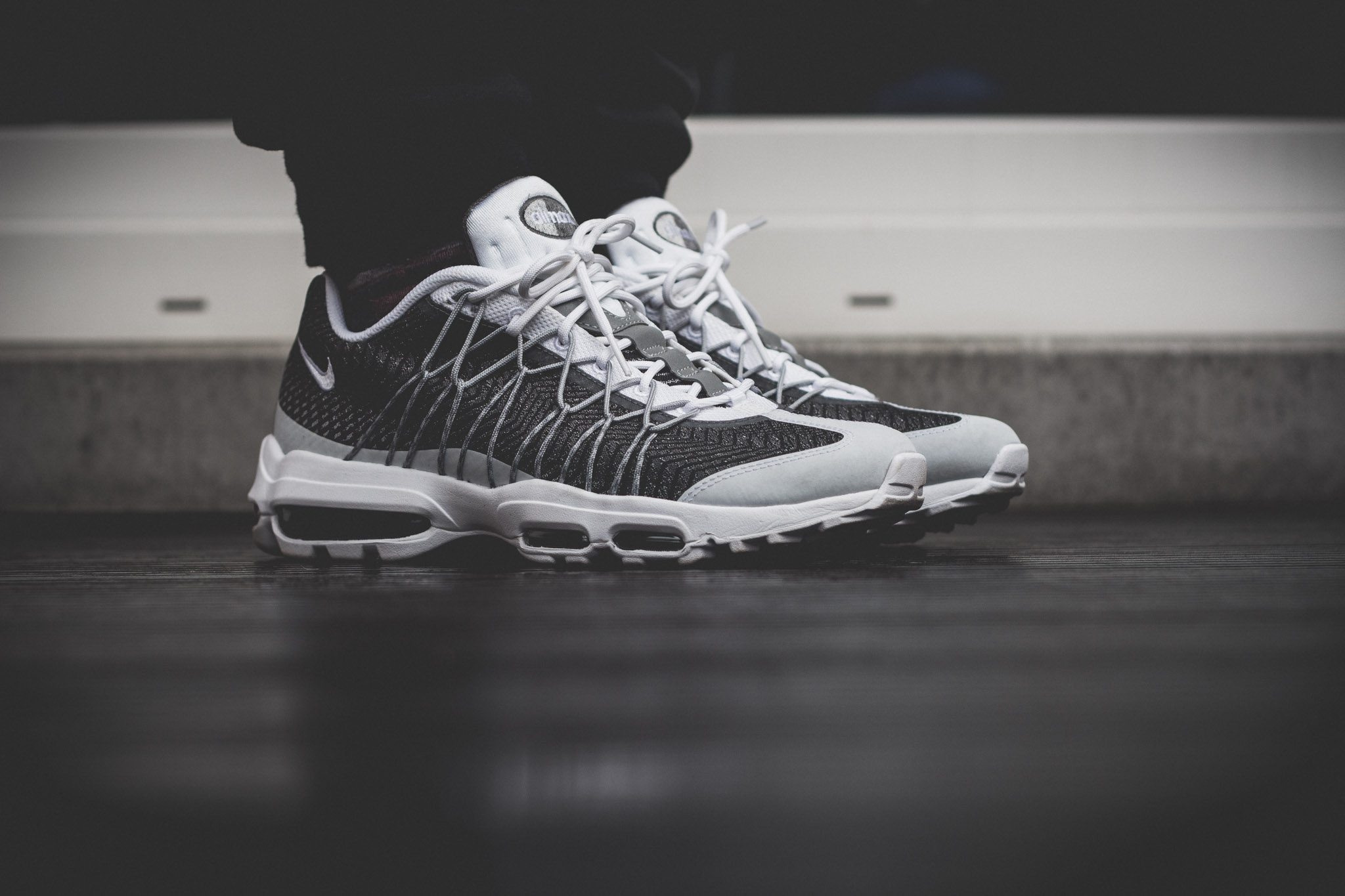 Nike Air Max 95 Ultra JCRD – White Review