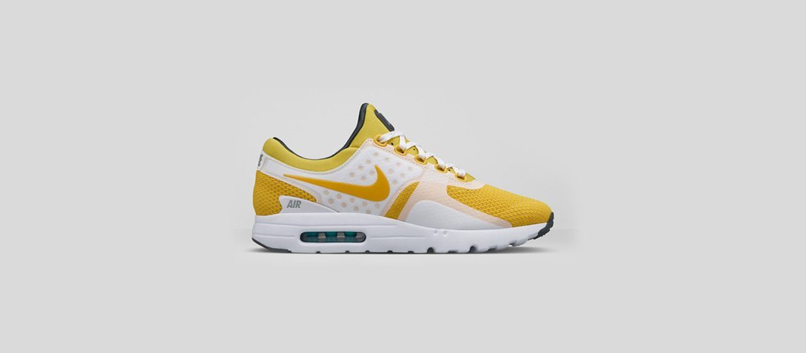 Nike Air Max Zero White Yellow
