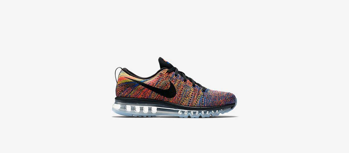 Nike Flyknit Air Max Multi
