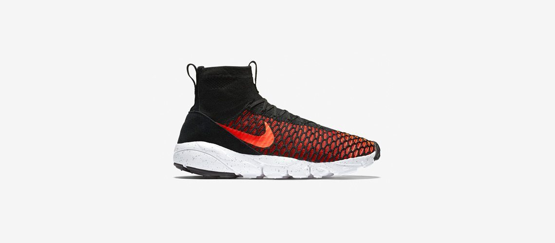 Nike Footscape Magista Black Red
