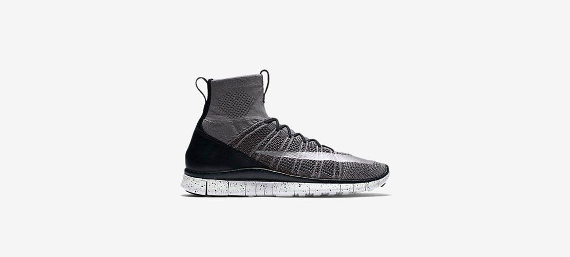 Nike Free Mercurial Superfly Dark Grey 1110x500