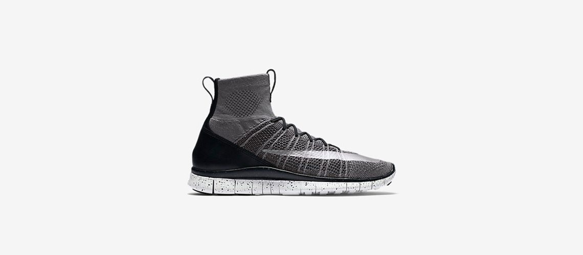 Nike Free Mercurial Superfly Dark Grey