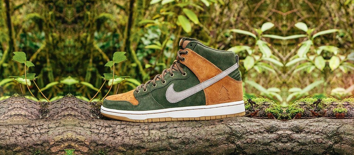 Nike SB Dunk High Homegrown