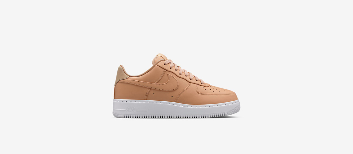 NikeLab Air Force 1 Low Vachetta Tan