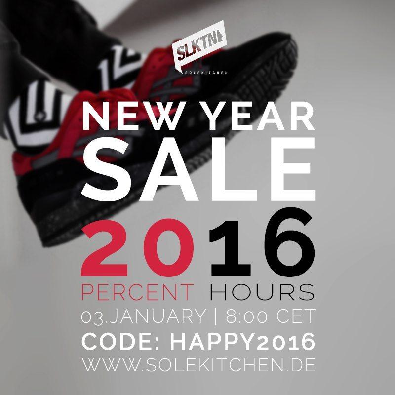 Solekitchen New Year Sale