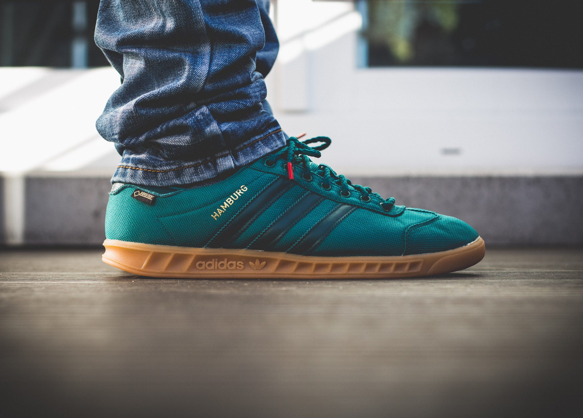 adidas Originals Hamburg Gore Tex 1