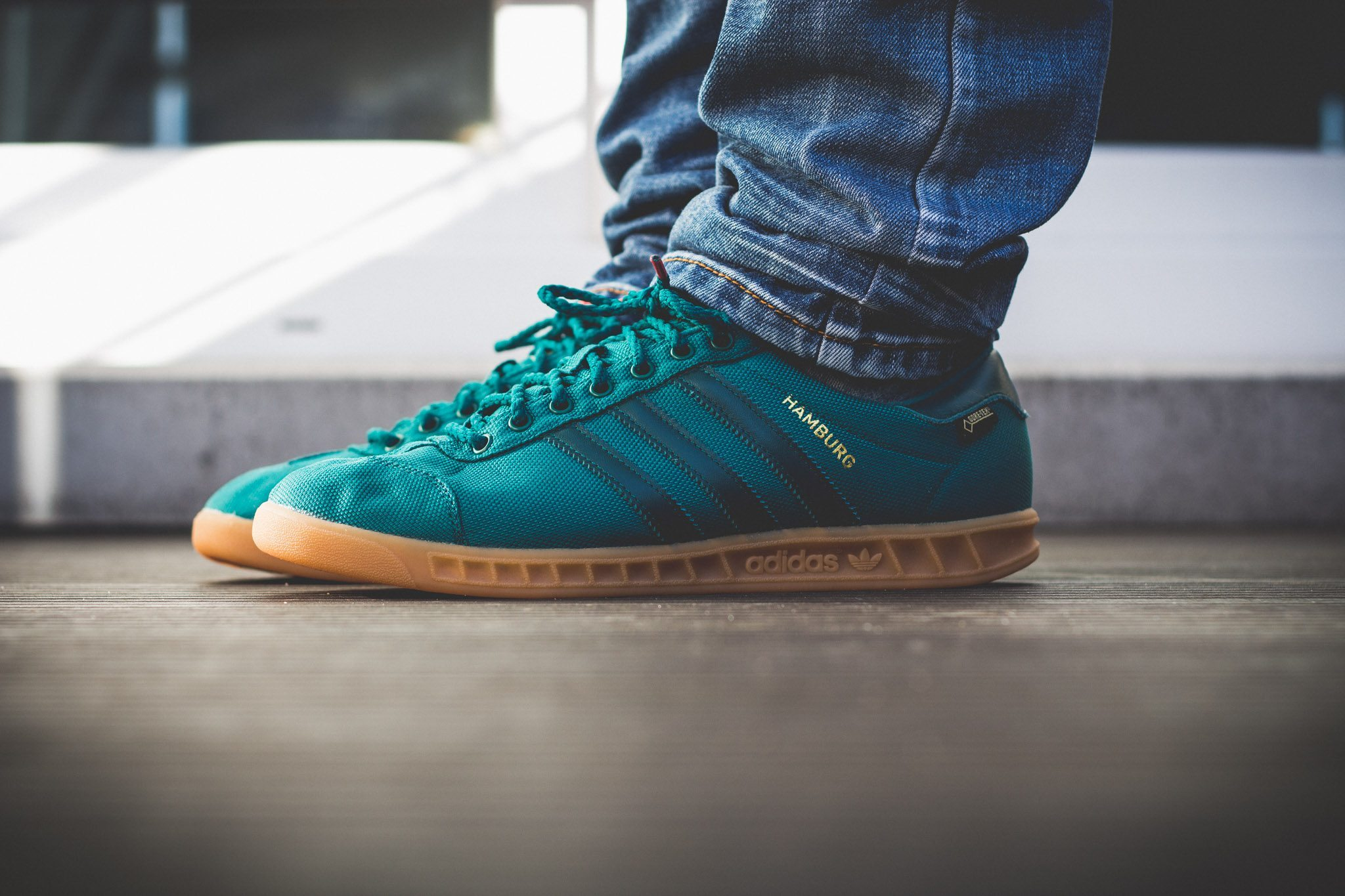 adidas Originals Hamburg Gore Tex 5