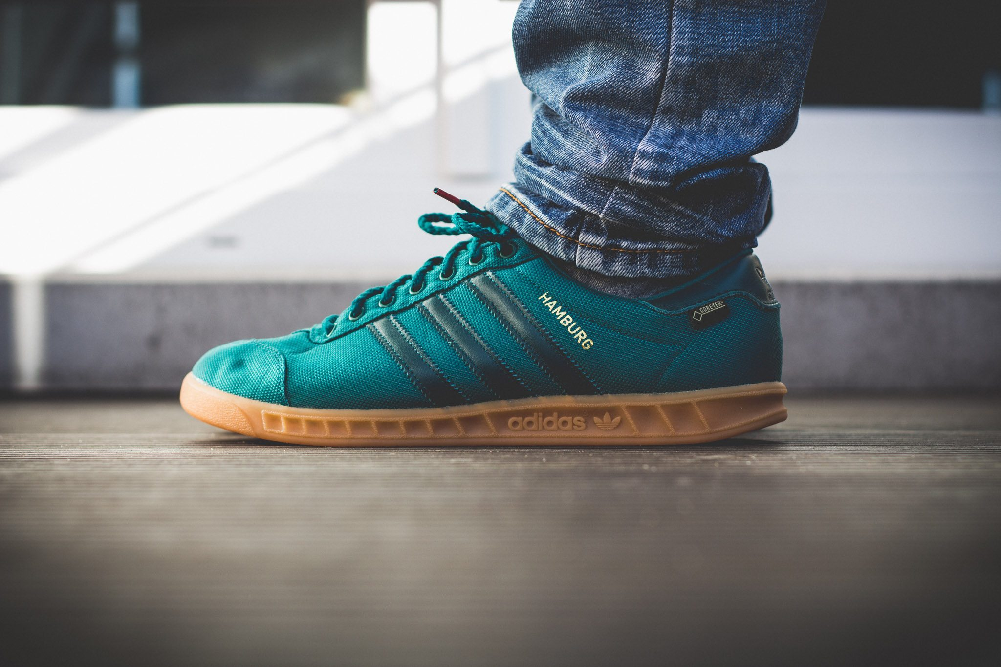 adidas Originals Hamburg Gore Tex 6