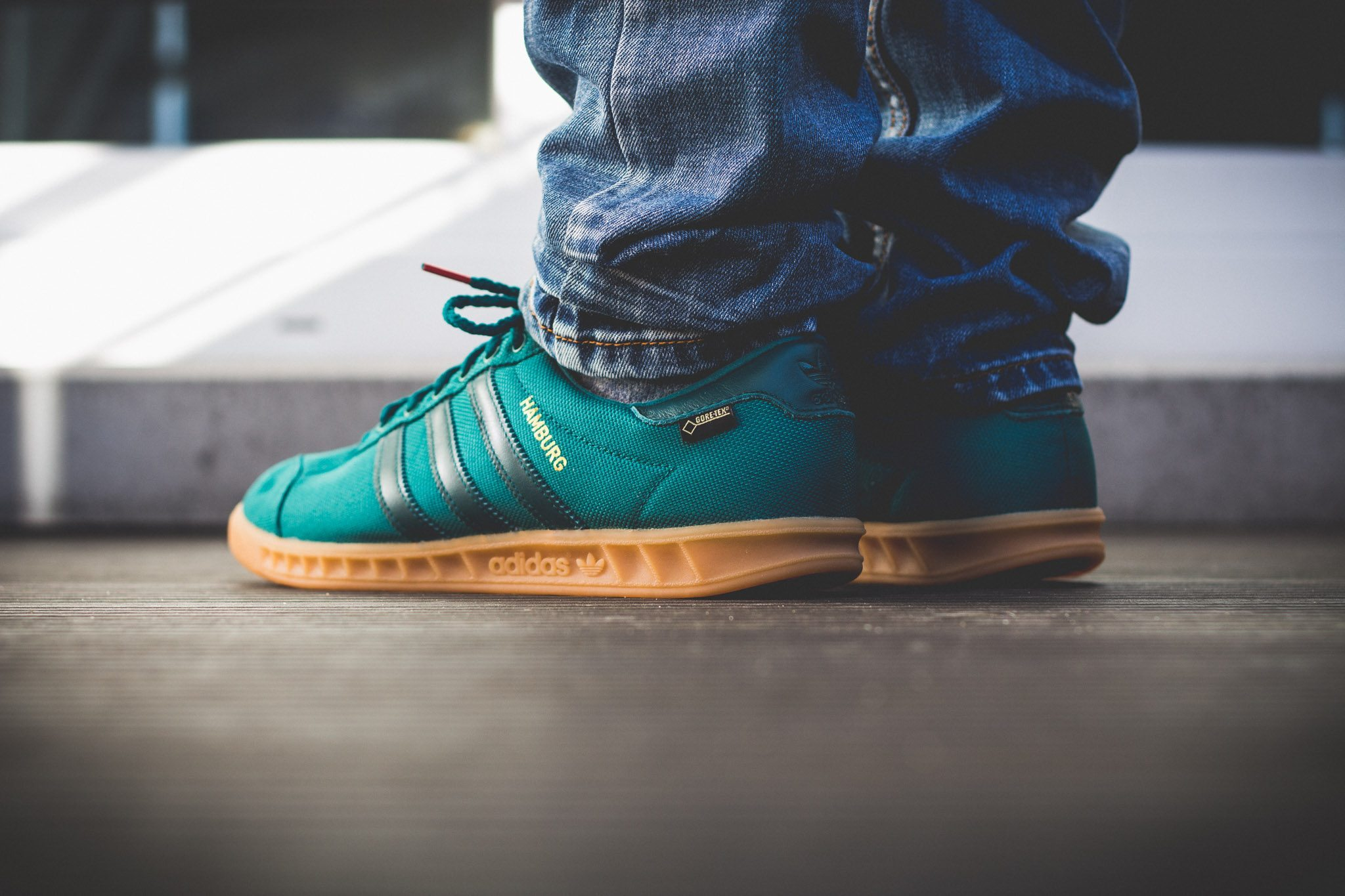 adidas Originals Hamburg Gore Tex 7