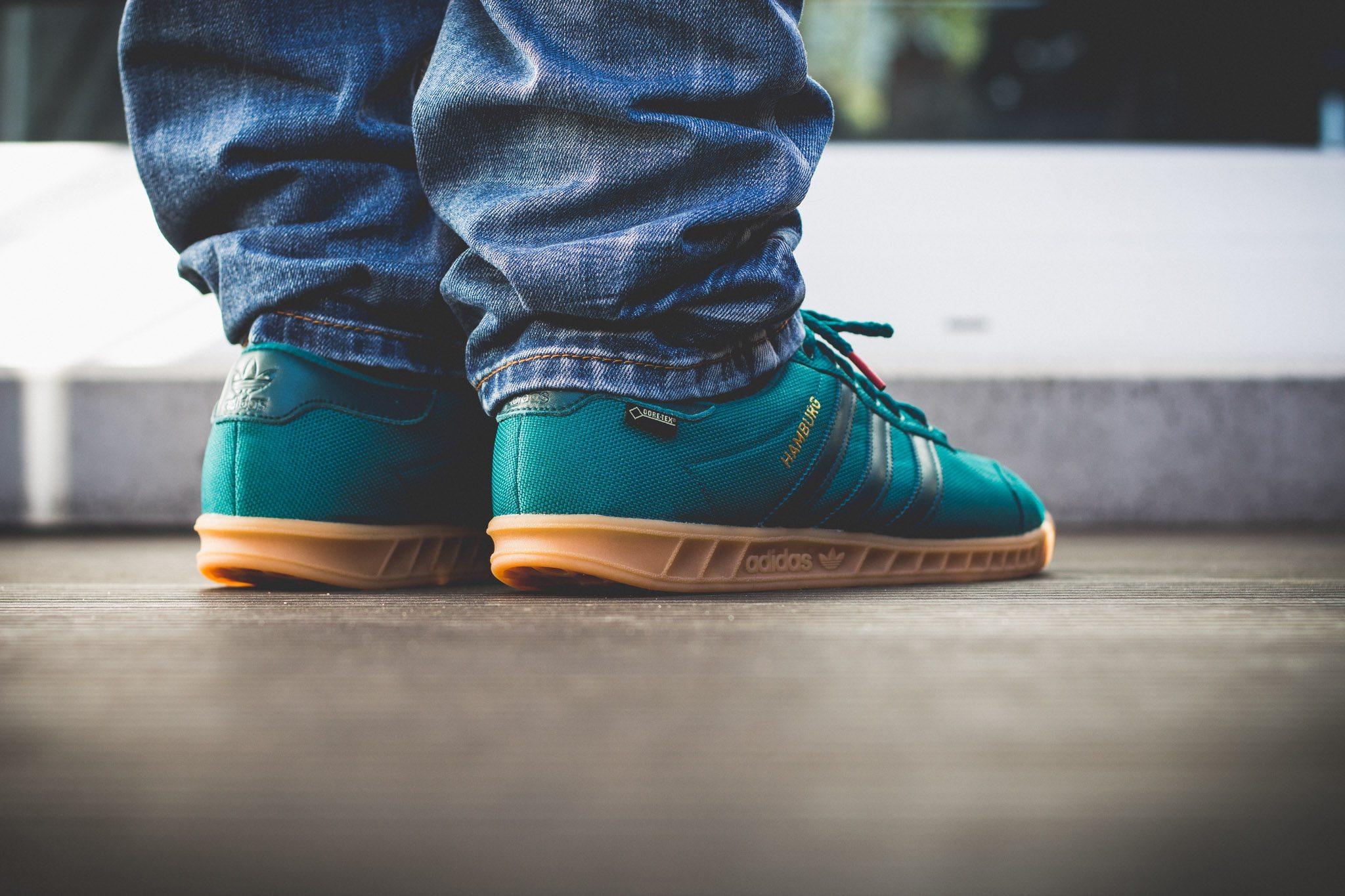 adidas Originals Hamburg Gore Tex 8