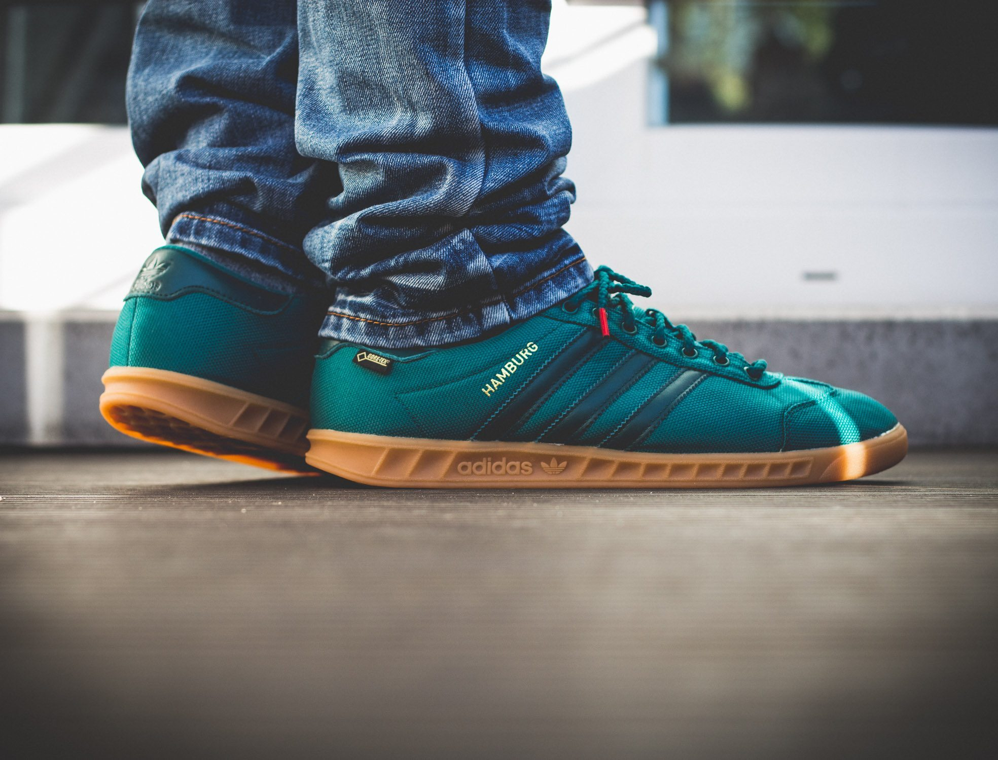 adidas Originals Hamburg Gore Tex 9