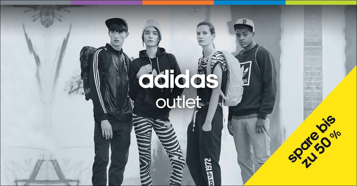 adidas Outlet 20 Prozent extra Rabatt
