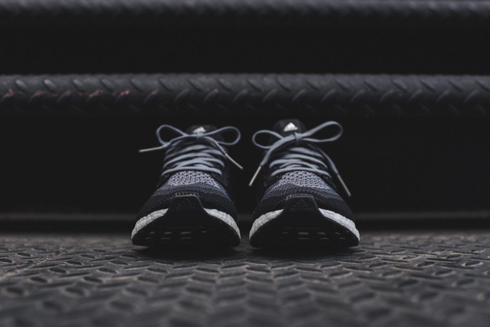 adidas Ultra Boost Black Grey 3