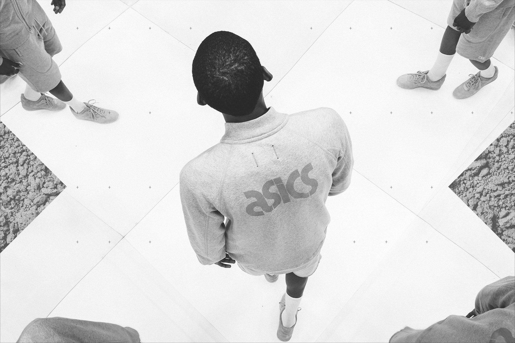 ASICS x REIGNING CHAMP 4