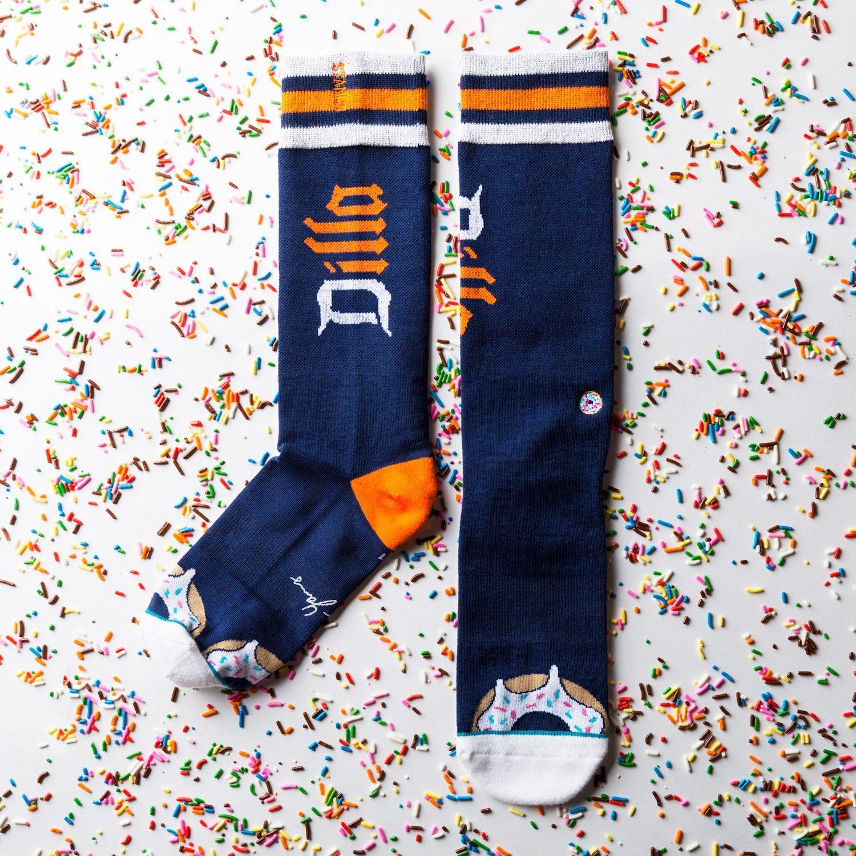 J. Dilla x Stance Socks 1