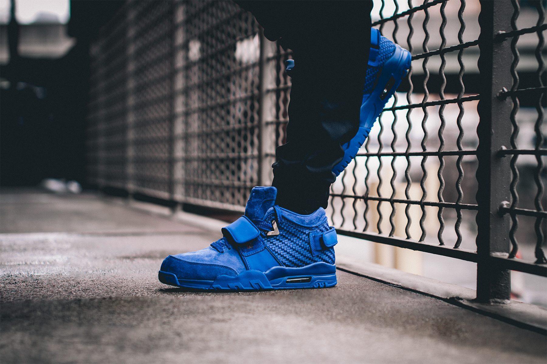Nike Air Trainer Cruz Rush Blue 2