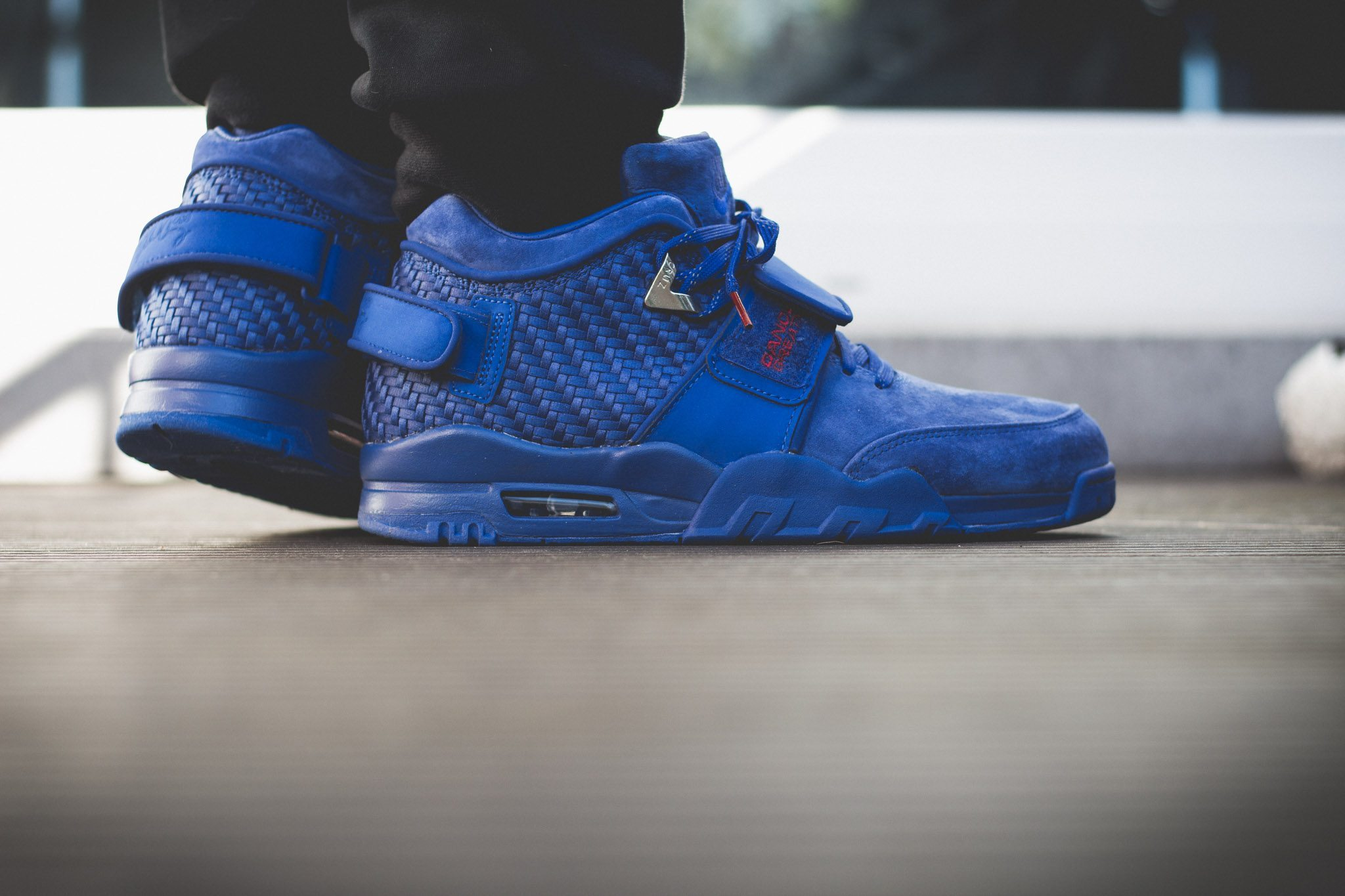 Nike Air Trainer V Cruz Rush Blue 10