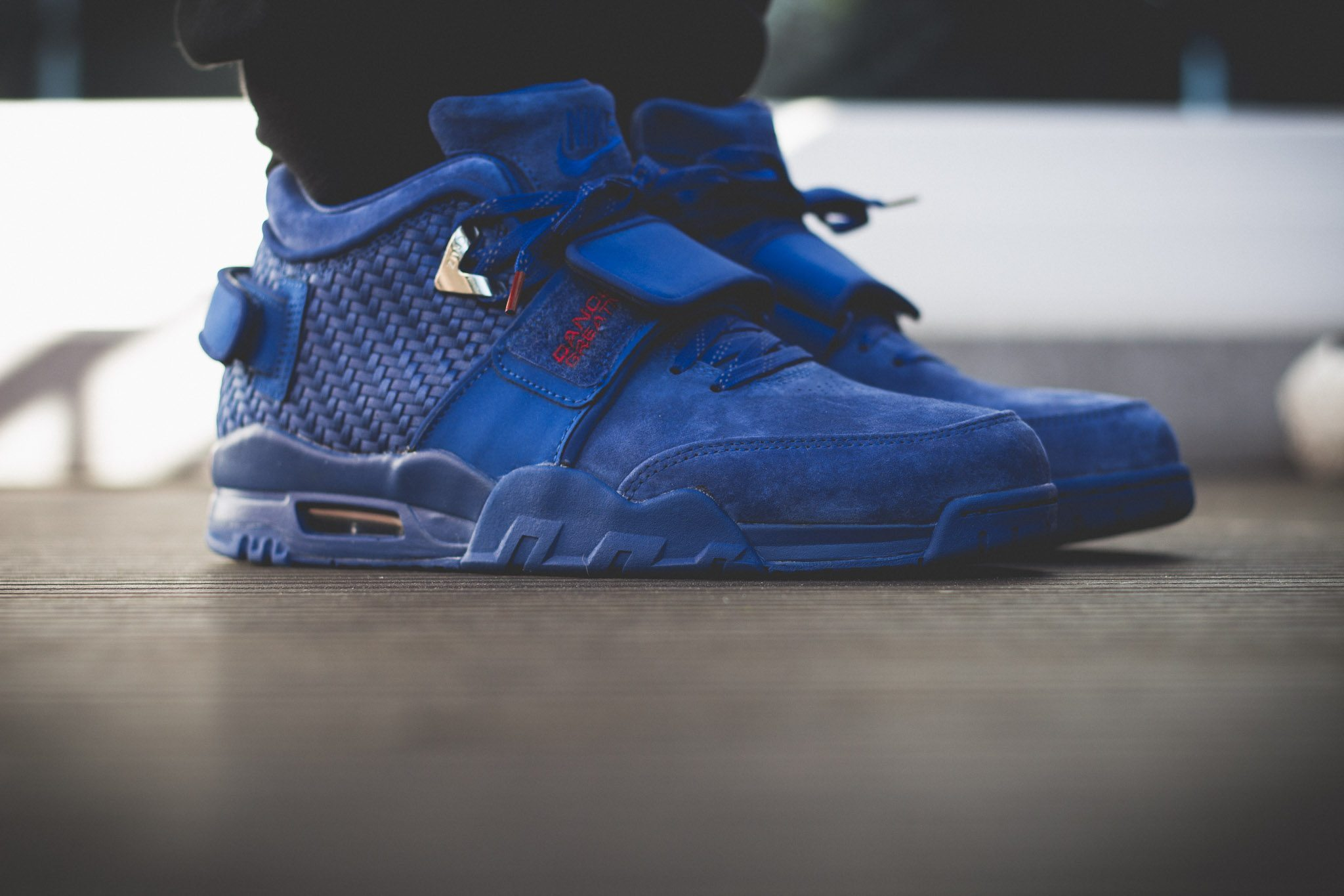 Nike Air Trainer V Cruz Rush Blue 2