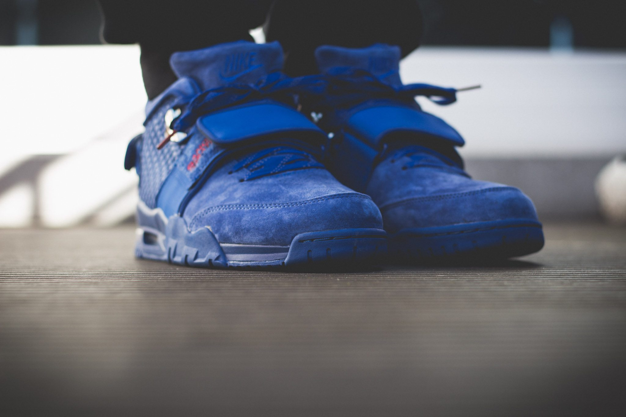 Nike Air Trainer V Cruz Rush Blue 3