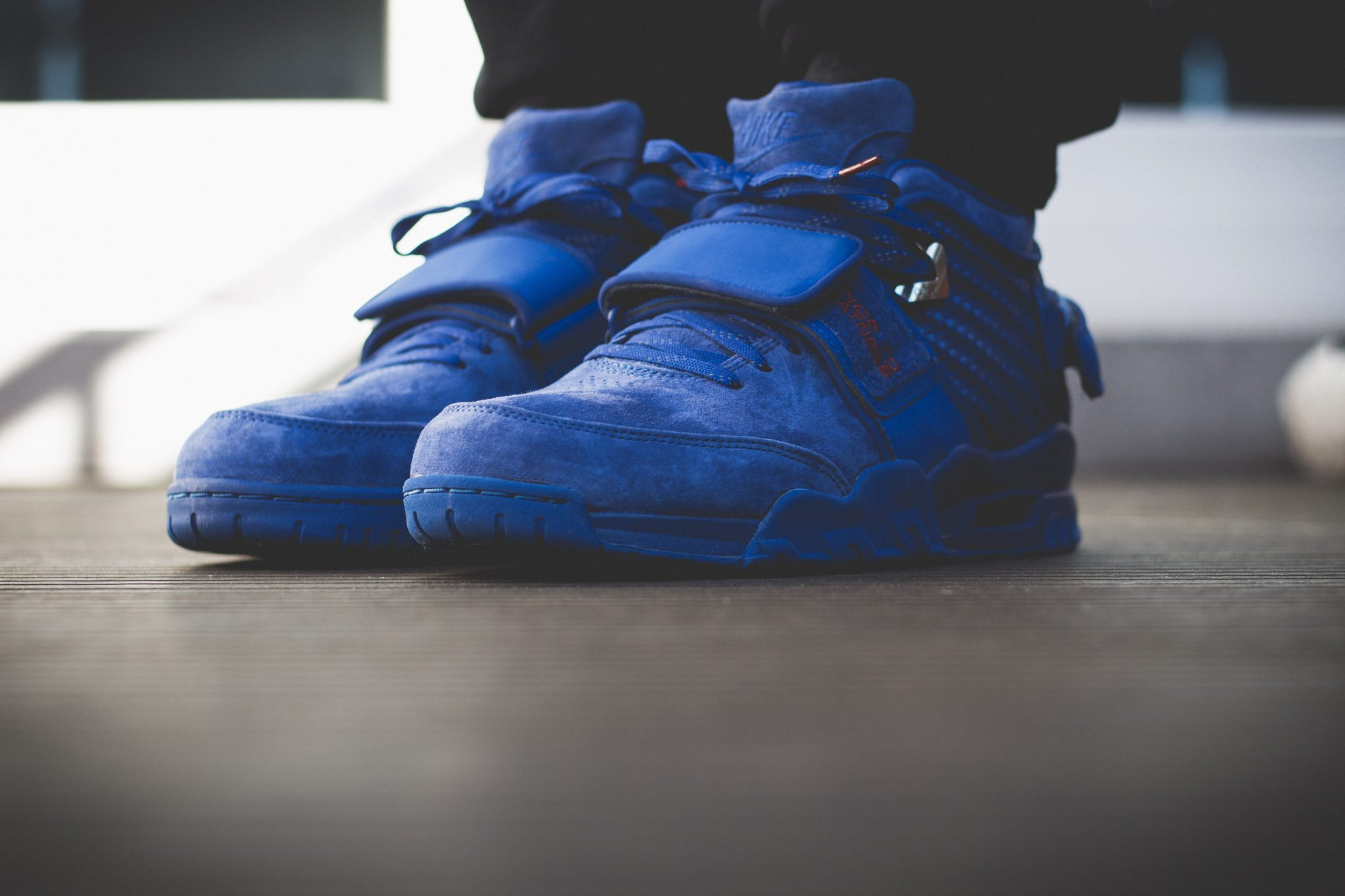 Nike Air Trainer V Cruz Rush Blue 5