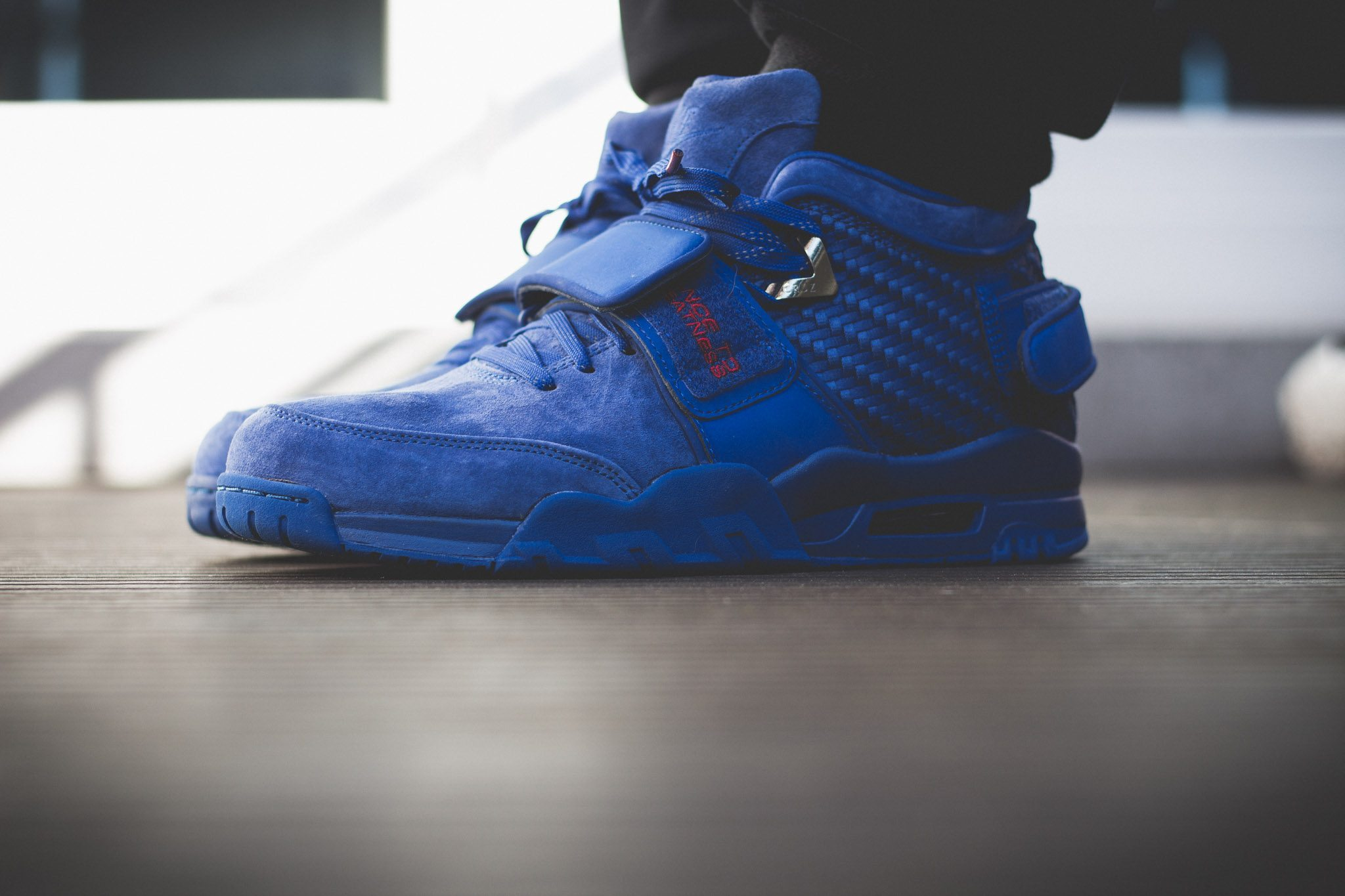 Nike Air Trainer V Cruz Rush Blue 6