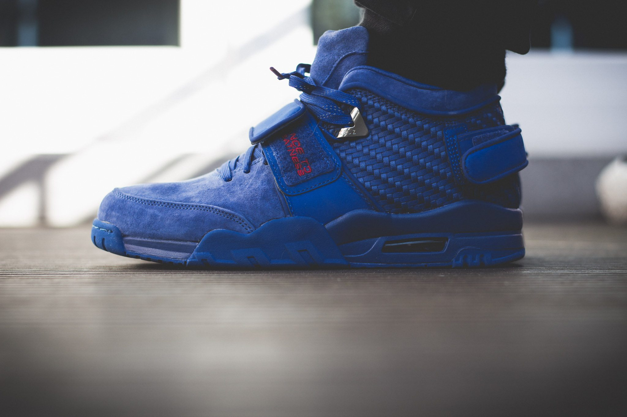 Nike Air Trainer V Cruz Rush Blue 7