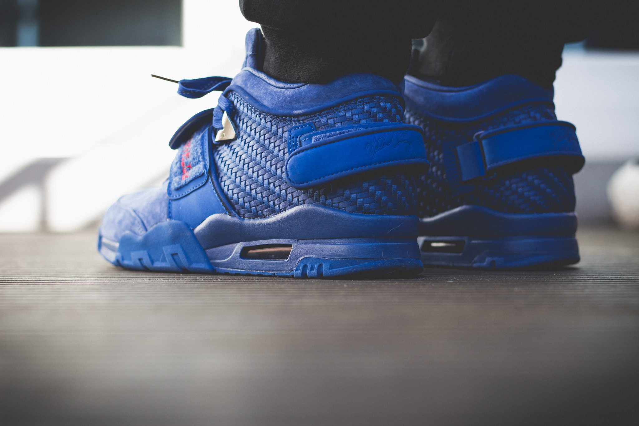 Nike Air Trainer V Cruz Rush Blue 8