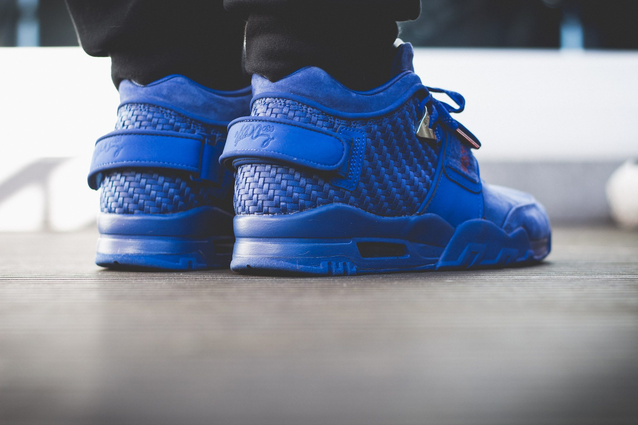Nike Air Trainer V Cruz Rush Blue 9