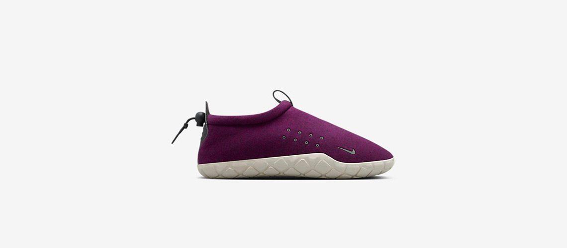 NikeLab Air Moc Fleece 1
