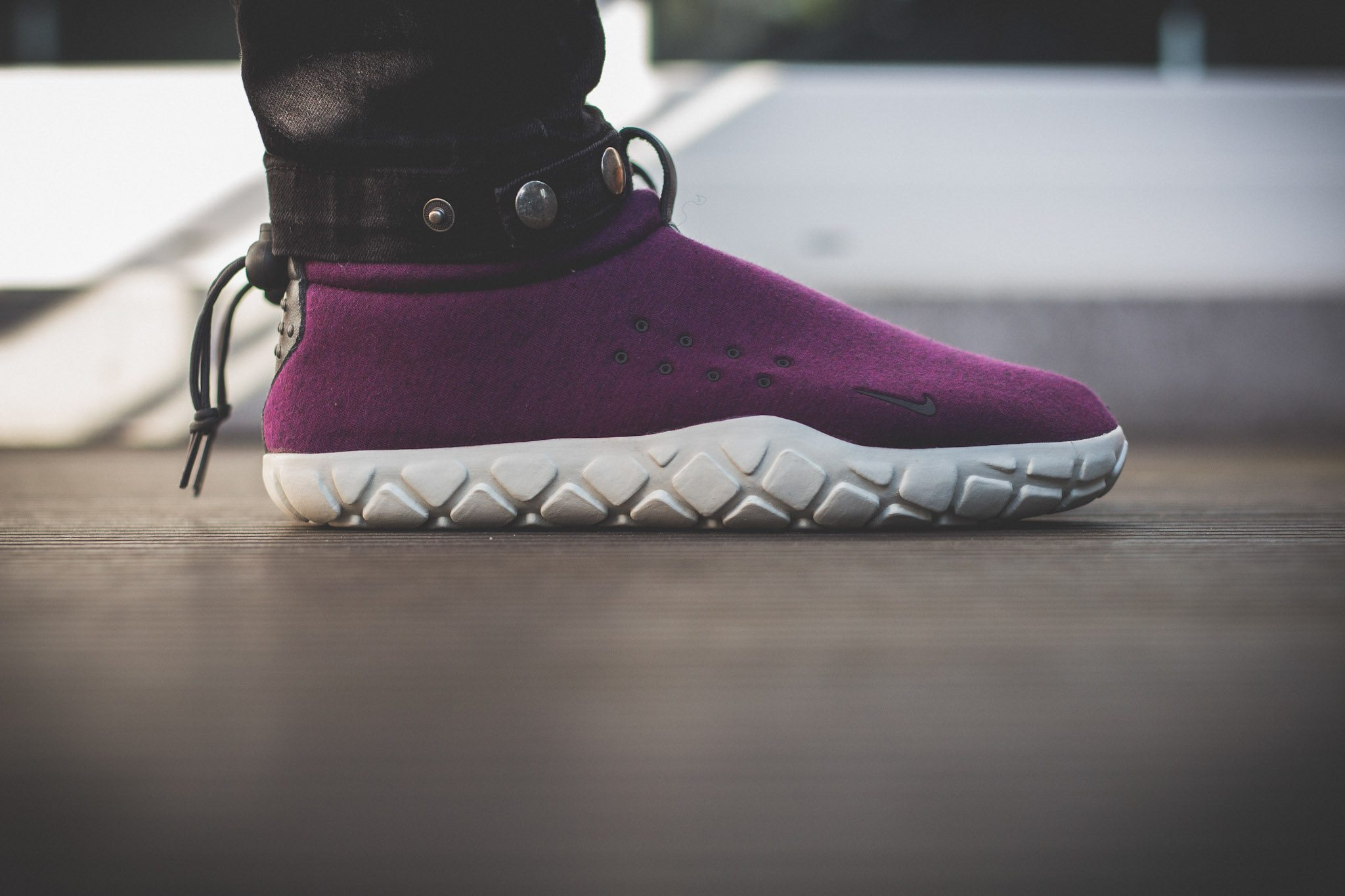 NikeLab Air Moc Tech Fleece 1