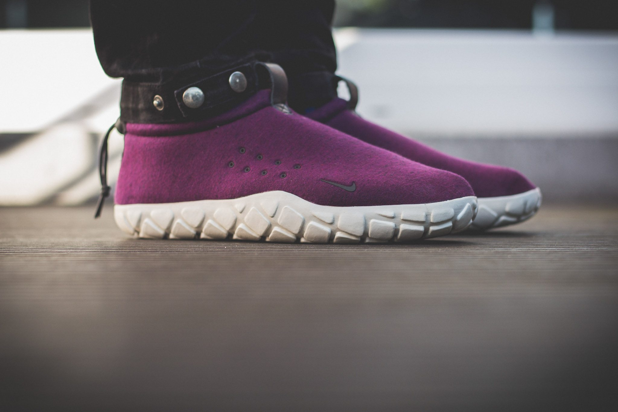 NikeLab Air Moc Tech Fleece 2