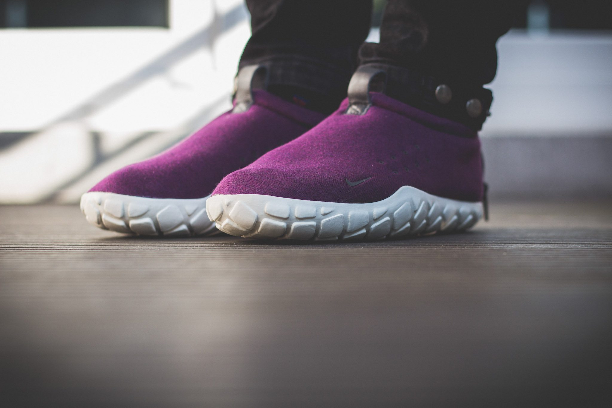 NikeLab Air Moc Tech Fleece 5