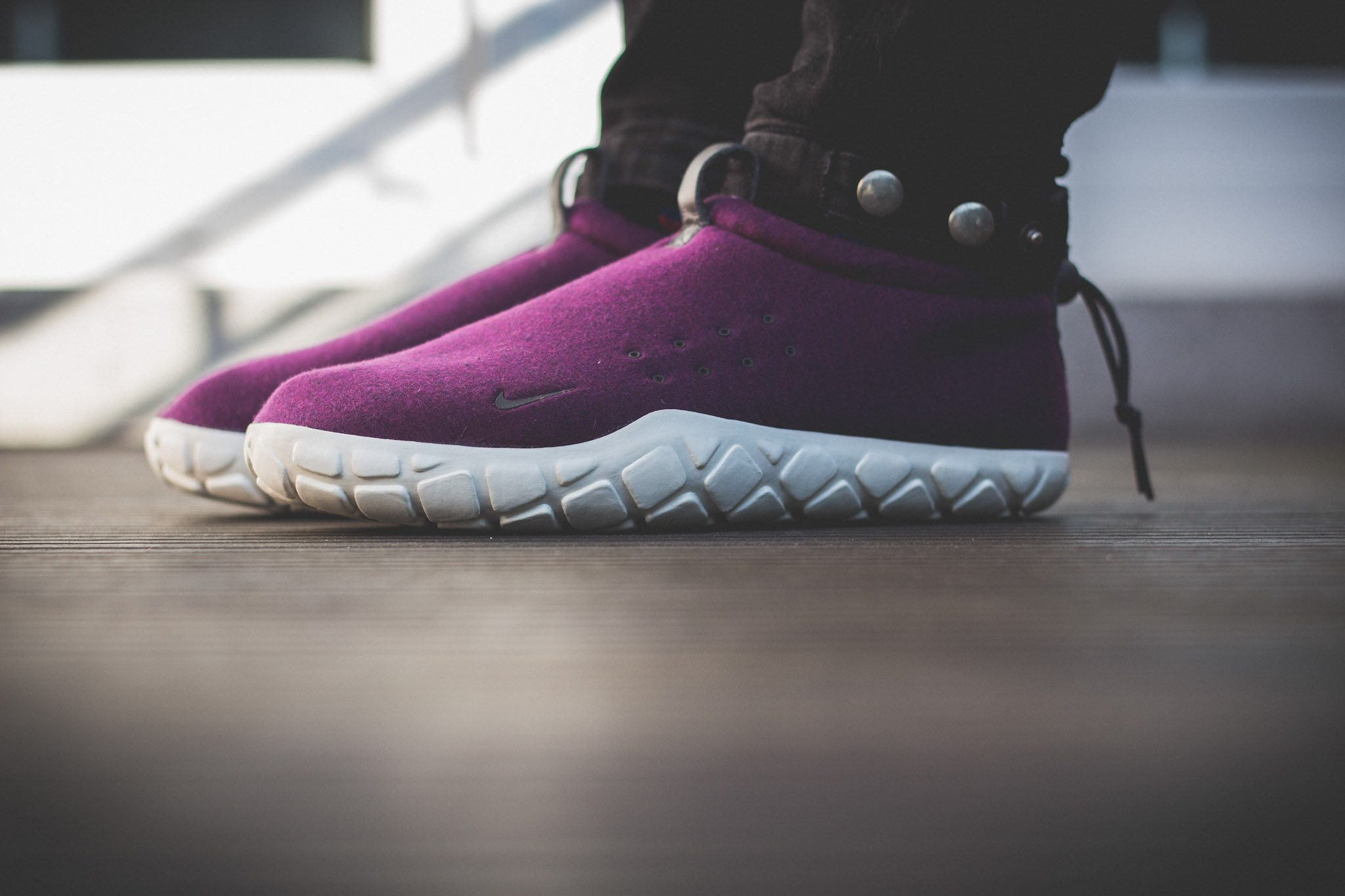 NikeLab Air Moc Tech Fleece 6