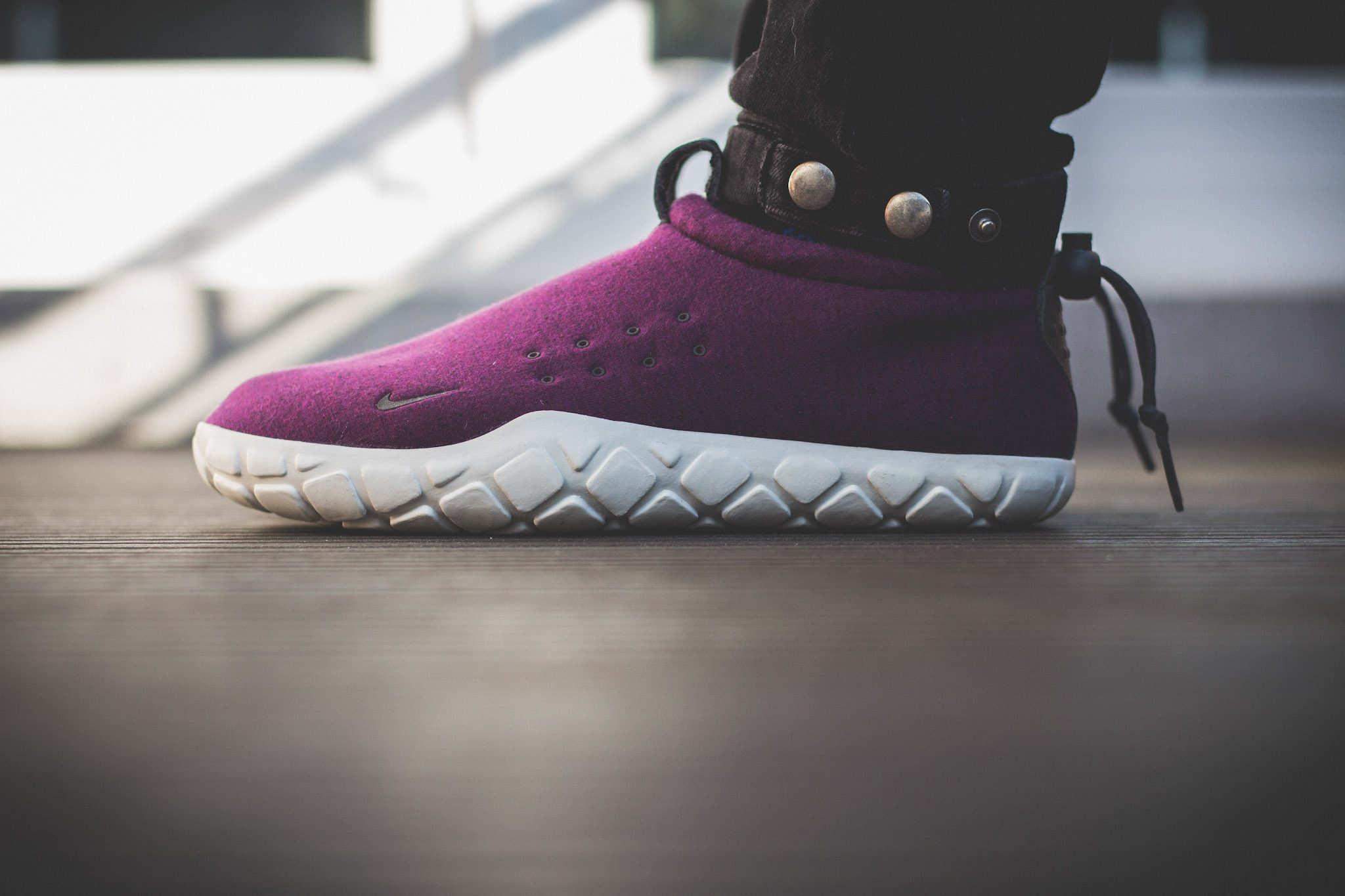NikeLab Air Moc Tech Fleece 7
