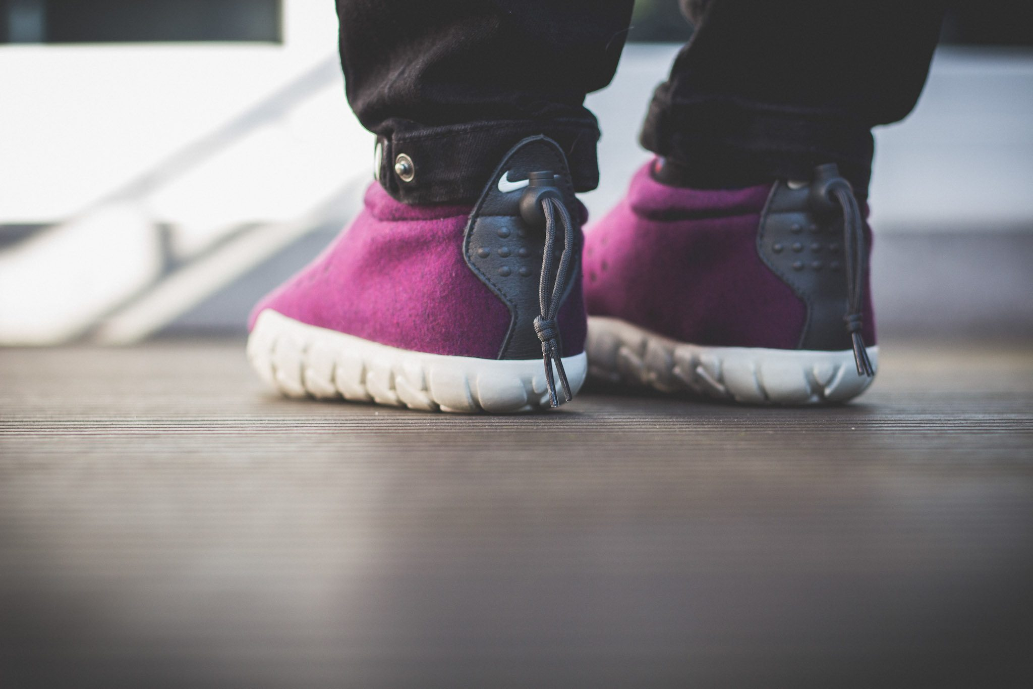 NikeLab Air Moc Tech Fleece 9