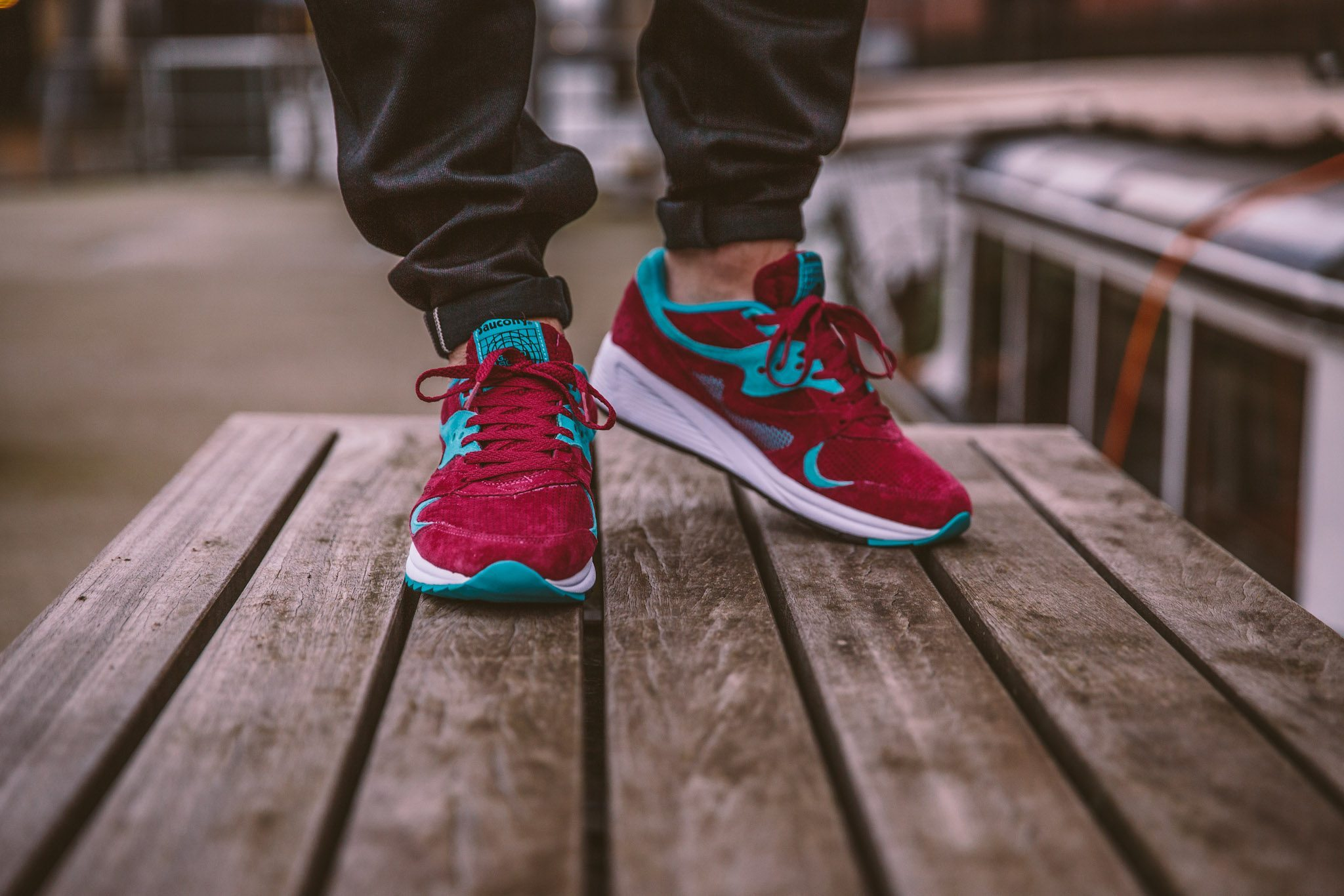 Saucony Grid 8000 Jersey Pack 14