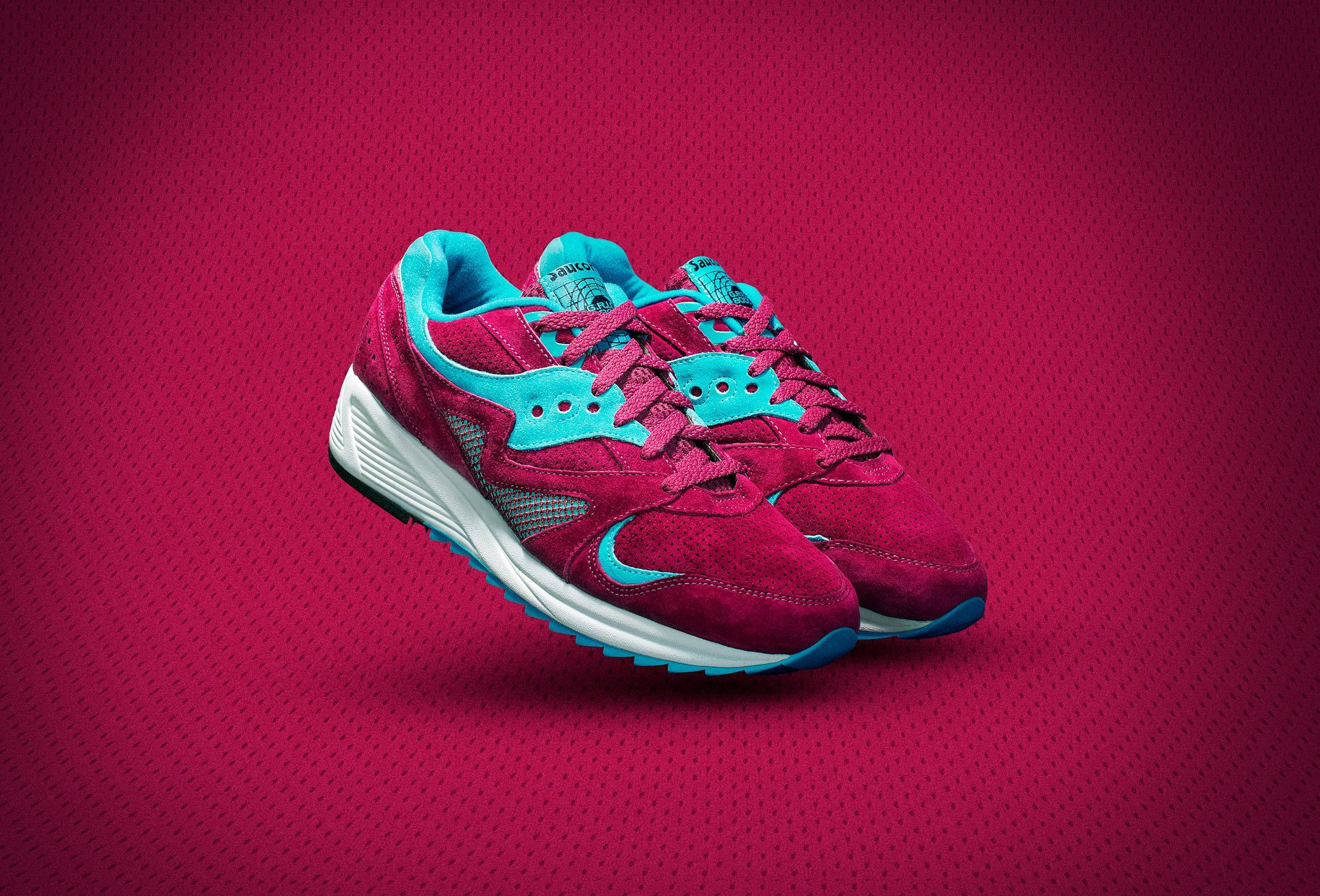 Saucony Grid 8000 Jersey Pack 2