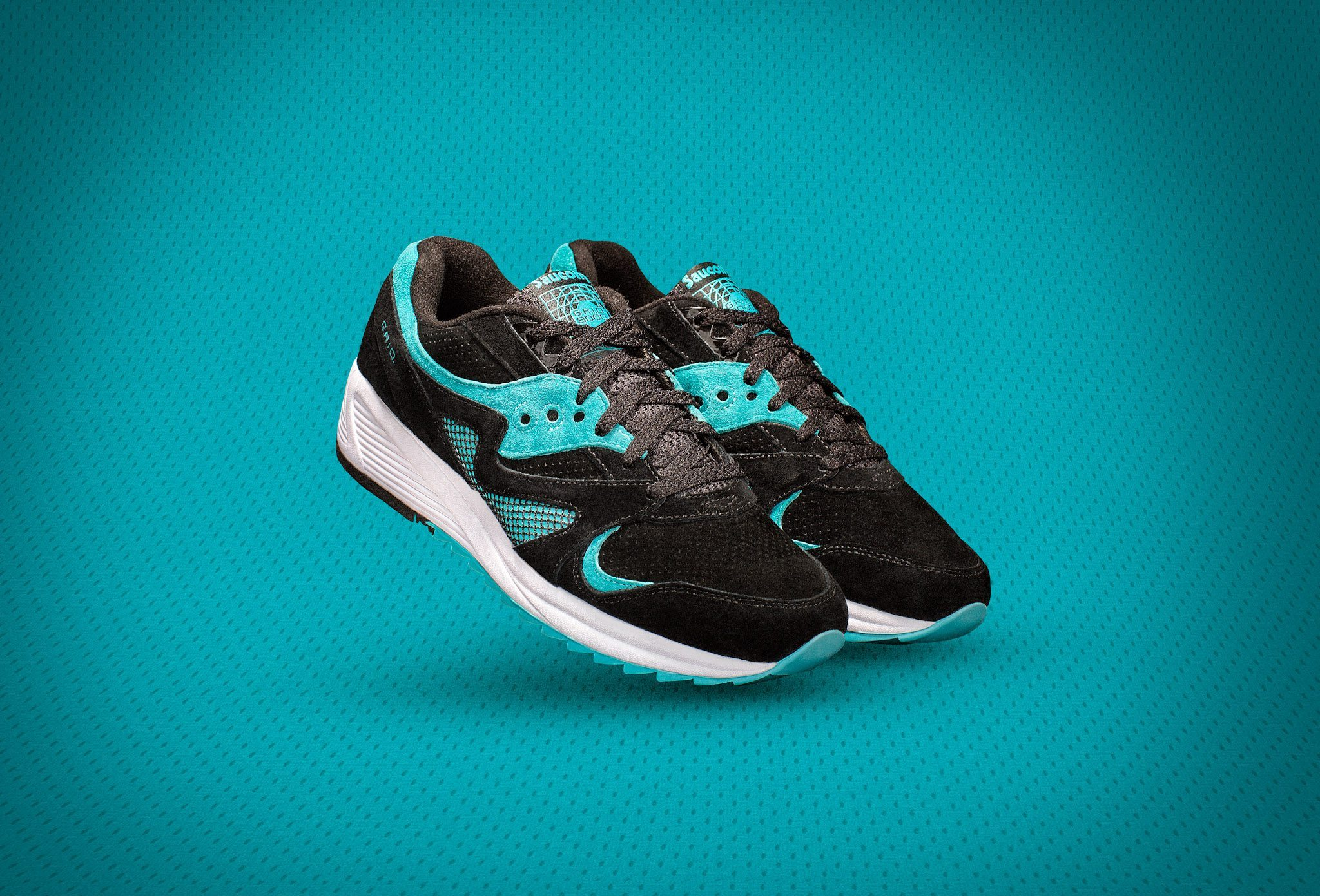 Saucony Grid 8000 Jersey Pack 3