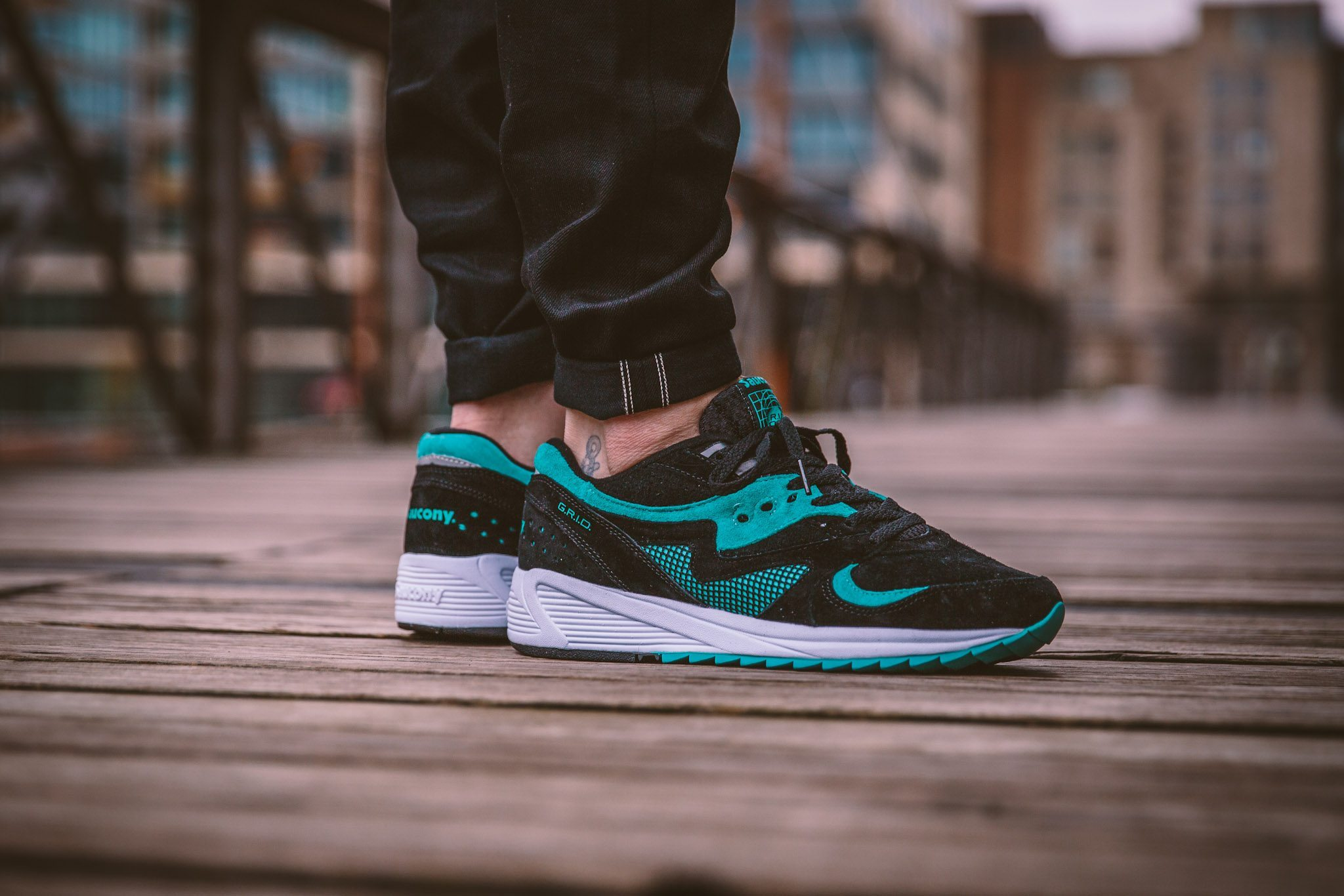 Saucony Grid 8000 Jersey Pack 4