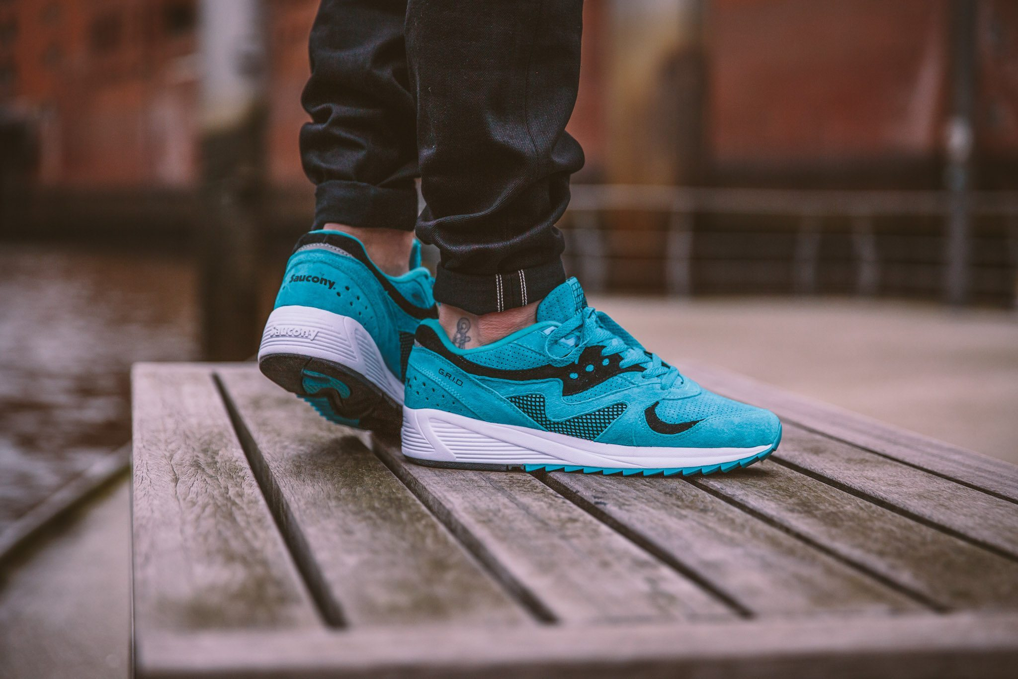 Saucony Grid 8000 Jersey Pack 9