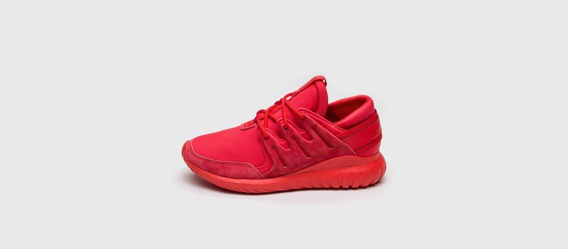 adidas Originals Tubular Nova All Red