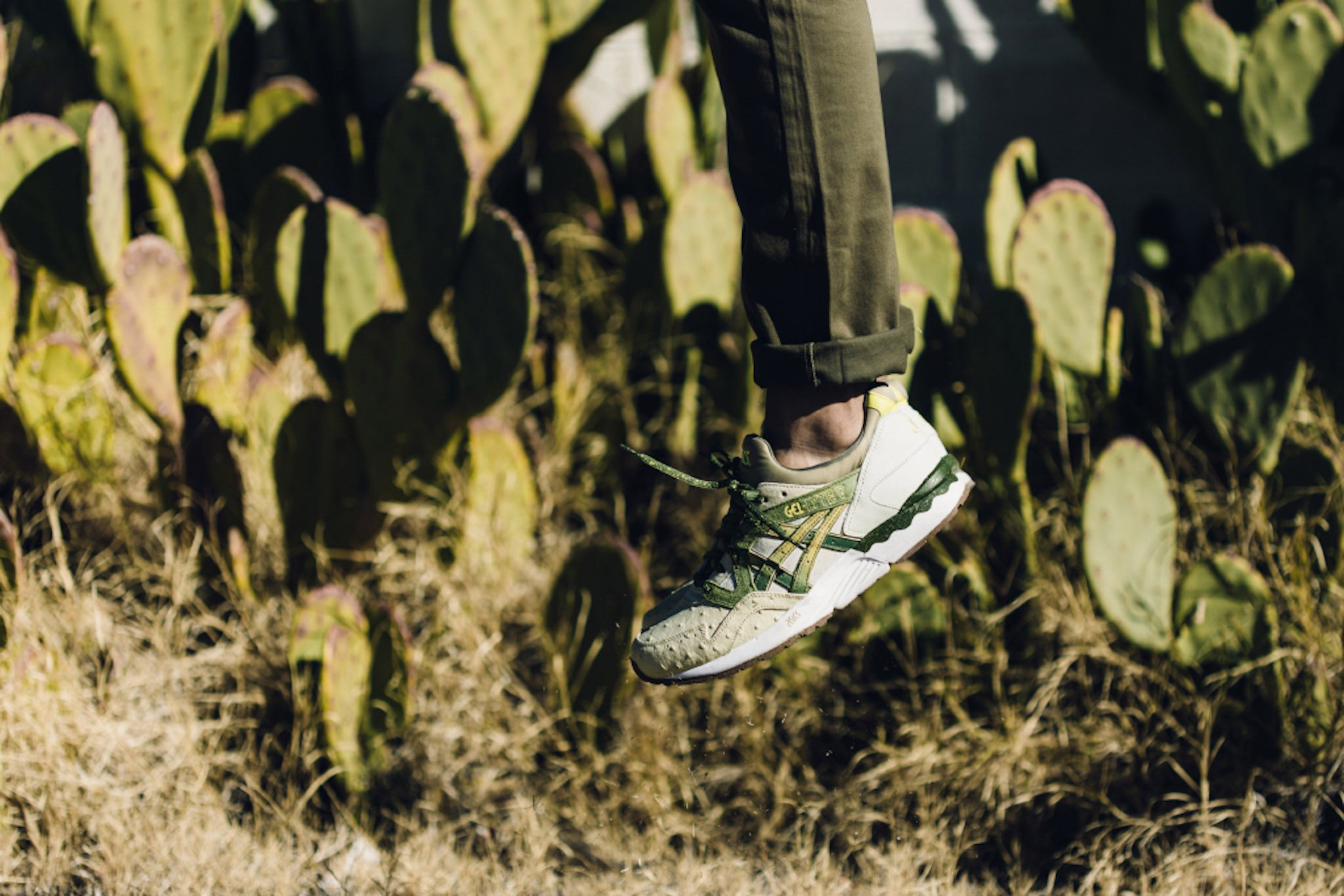 Feature x ASICS Gel Lyte V Prickly Pear 10