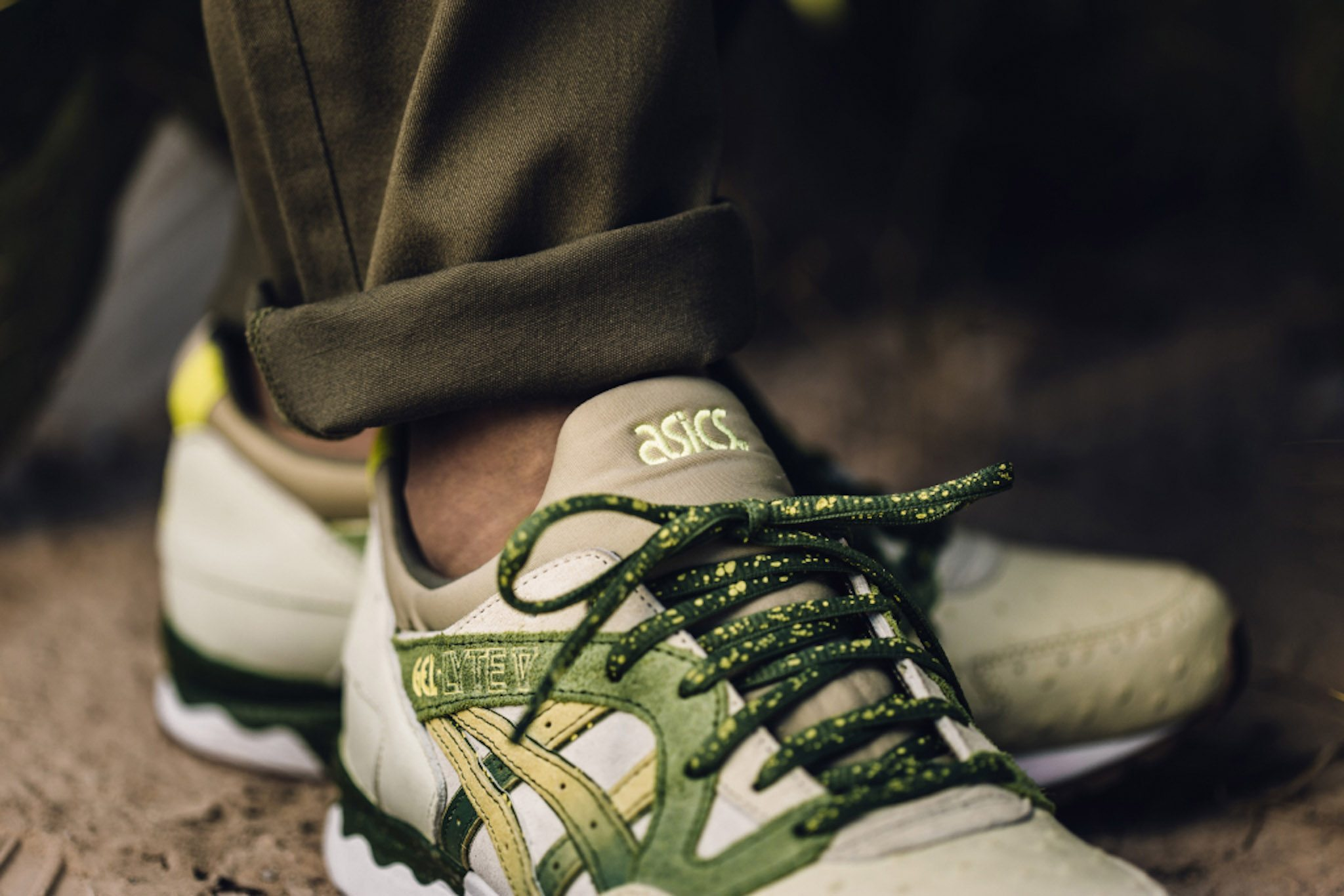 Feature x ASICS Gel Lyte V Prickly Pear 11