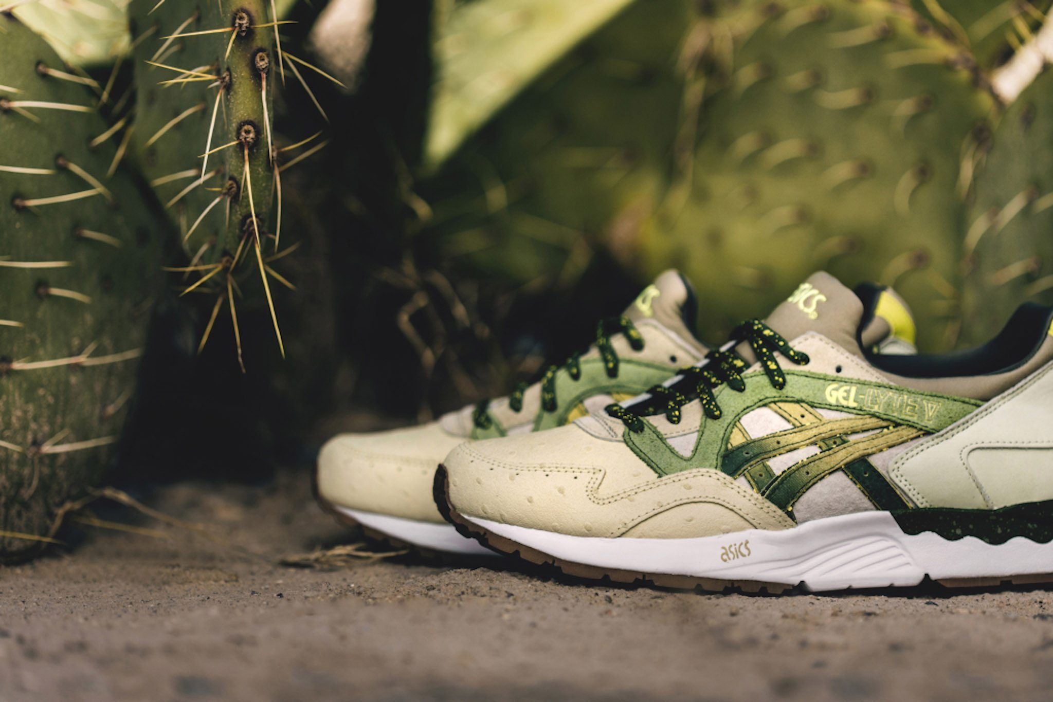 Feature x ASICS Gel Lyte V Prickly Pear 8