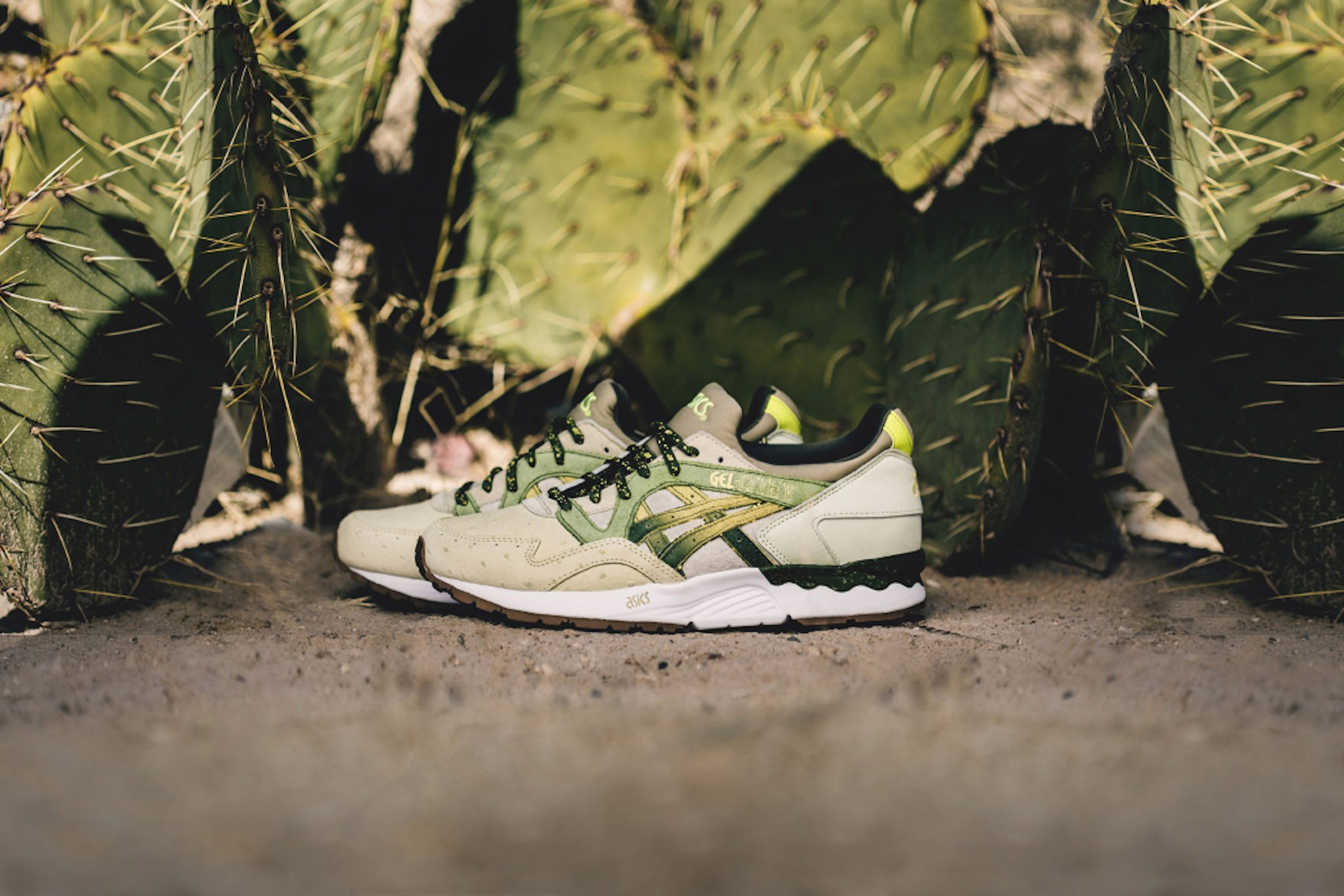 Feature x ASICS Gel Lyte V Prickly Pear 9