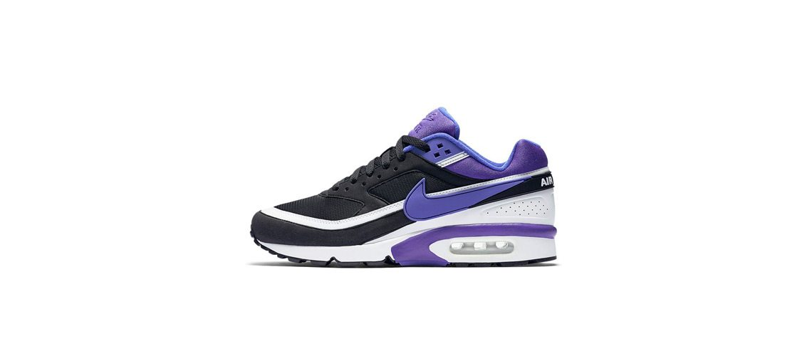 Nike Air Max BW Persian Violet 2016